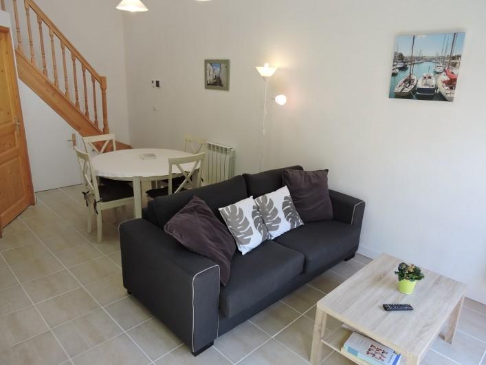 Location de vacances - Villa à Rochefort - Appartement 1 Séjour