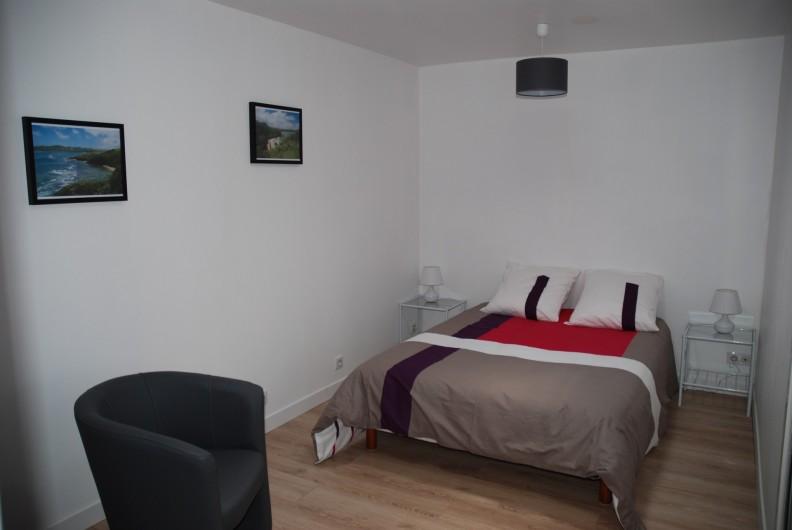 Location de vacances - Villa à Rochefort - Petite maison de ville Chambre 1