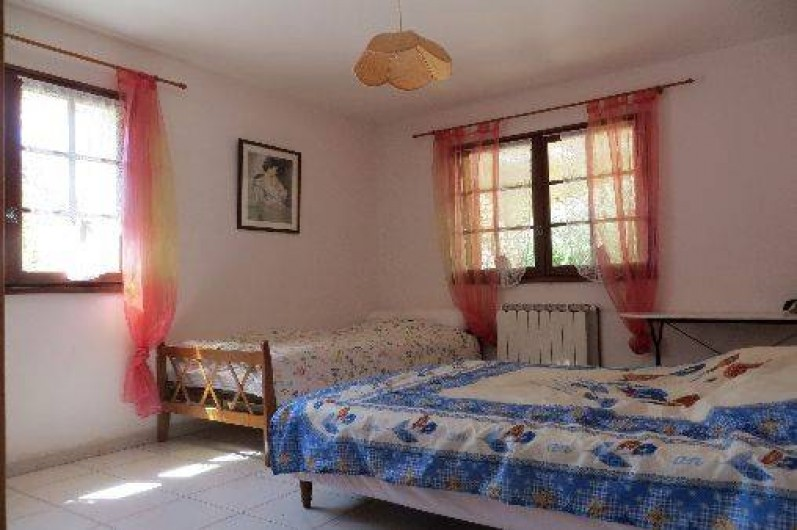 Location de vacances - Appartement à Cornillon