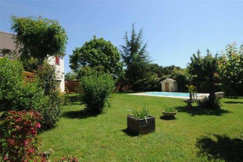Location de vacances - Villa à La Tour-d'Aigues