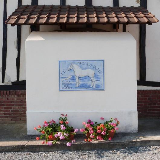 Location de vacances - Gîte à Tours-en-Vimeu - le four à pain