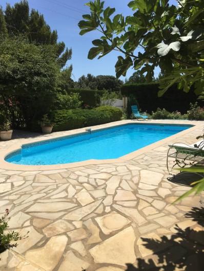 Location de vacances - Villa à L'Isle-sur-la-Sorgue
