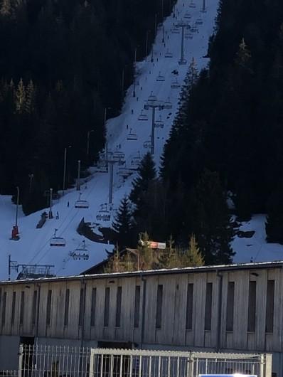 Location de vacances - Chalet à Gérardmer - Station de skis de la MOSELAINE  à 3km du Chalet accès par navette  Gratuite