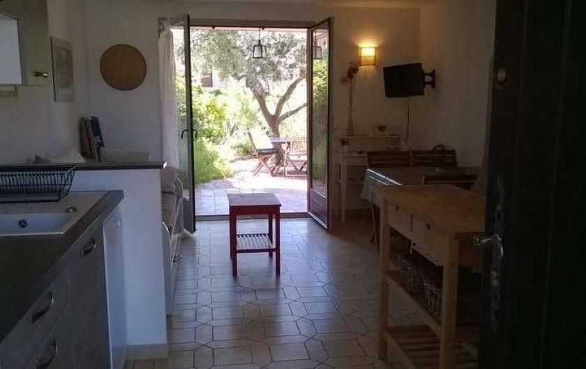 Location de vacances - Maison - Villa à La Londe-les-Maures
