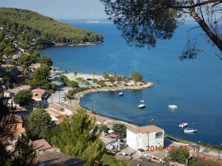 Location de vacances - Maison - Villa à Istres - le Ranquet un des quartier de Istres