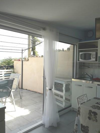 Location de vacances - Maison - Villa à Istres - dedans - dehors