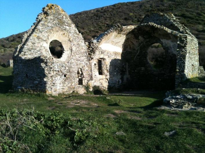 Location de vacances - Gîte à Barneville-Carteret - La vieille Chapelle