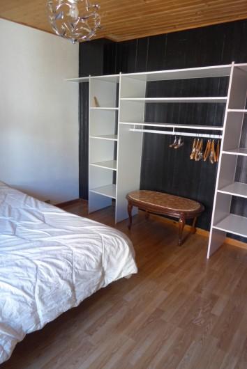Location de vacances - Appartement à Embrun - Chambre