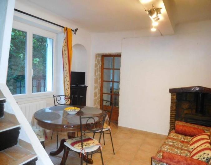 Location de vacances - Maison - Villa à Correns - la pièce à vivre
