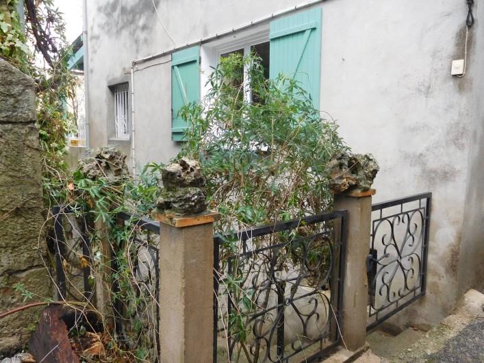 Location de vacances - Maison - Villa à Correns - Le pignon