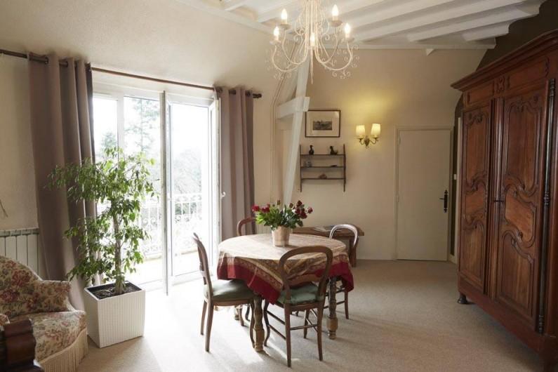 Location de vacances - Chambre d'hôtes à Beaune - Le petit salon des Bressandes