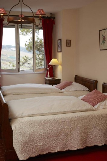 Location de vacances - Chambre d'hôtes à Beaune - Le Clos de l'Ecu