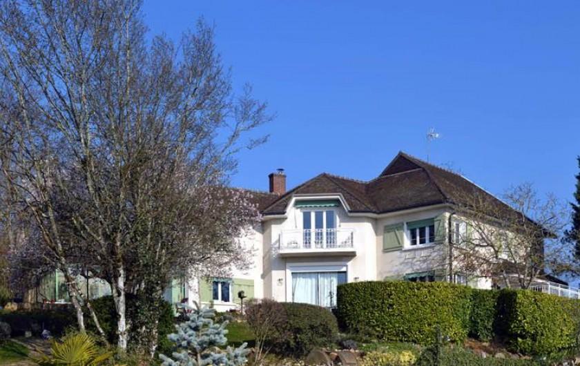 Location de vacances - Chambre d'hôtes à Beaune - La Maison des Bressandes