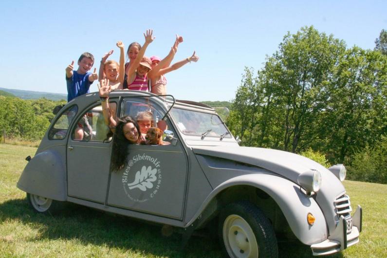 Location de vacances - Mas à Simeyrols - Sur place pour vous guider vers ce que le Périgord a de mieux à offrir