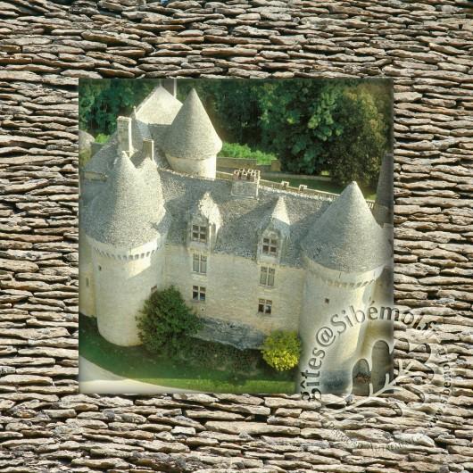 Location de vacances - Mas à Simeyrols - Beynac un des 1001 Châteaux le long de la Dordogne et de la Vézère