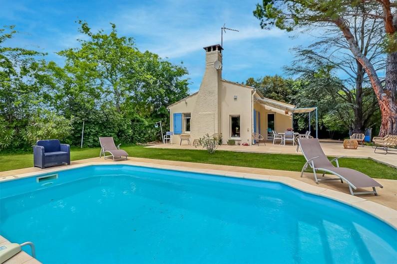 Location de vacances - Villa à Comps - Maison de vacances