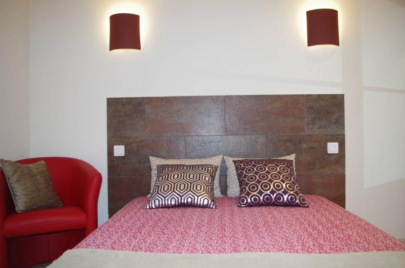 Location de vacances - Gîte à Cerbère - Chambre lit en 140 pour 2