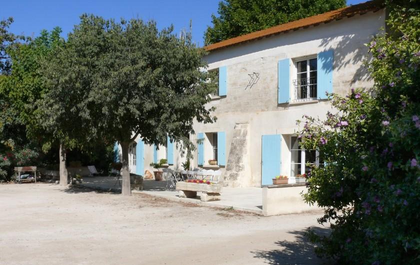 Location de vacances - Gîte à Arles - mas