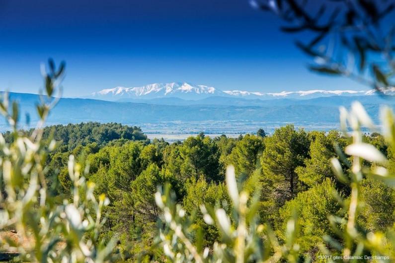 Location de vacances - Gîte à La Livinière