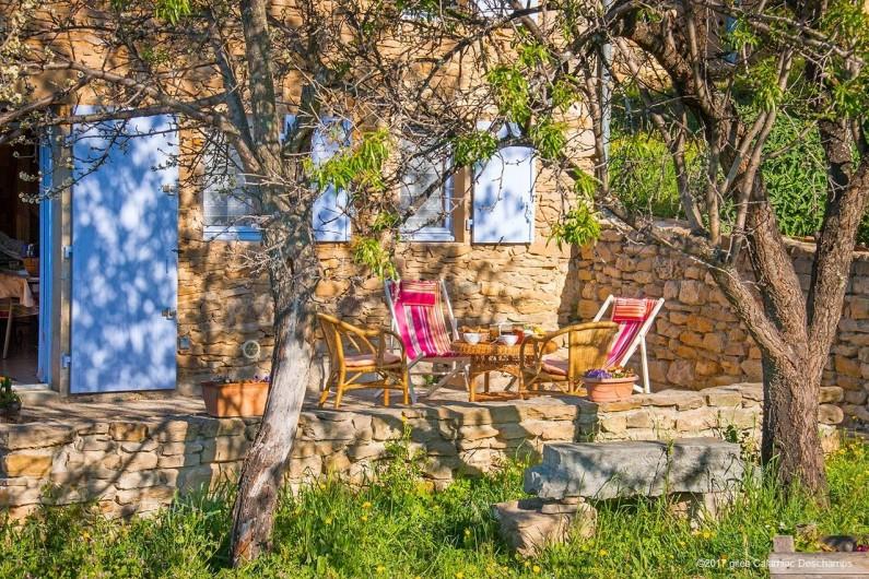 Location de vacances - Gîte à La Livinière - Les Amandiers