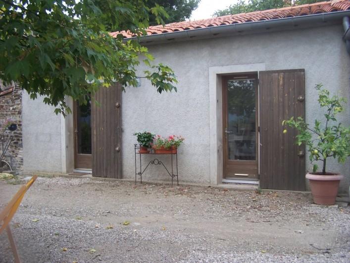 Location de vacances - Maison - Villa à Bréau-et-Salagosse