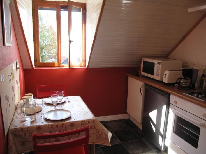 Location de vacances - Studio à Bagnères-de-Bigorre - Cuisine