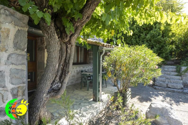 Location de vacances - Gîte à Joyeuse - Gite Bergerie (2-3 pers)