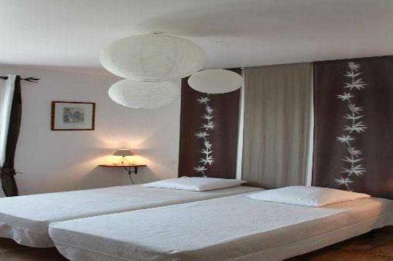 Location de vacances - Mas à Cabannes - Chambre 2