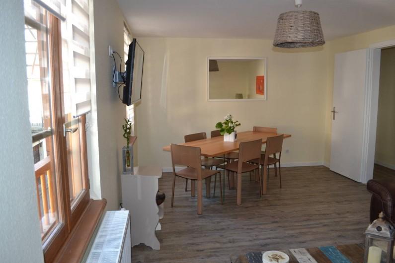 Location de vacances - Gîte à Ribeauville - Coin salle à manger