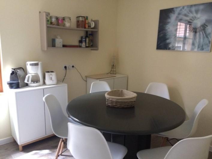 Location de vacances - Gîte à Ribeauville - Cuisine équipée