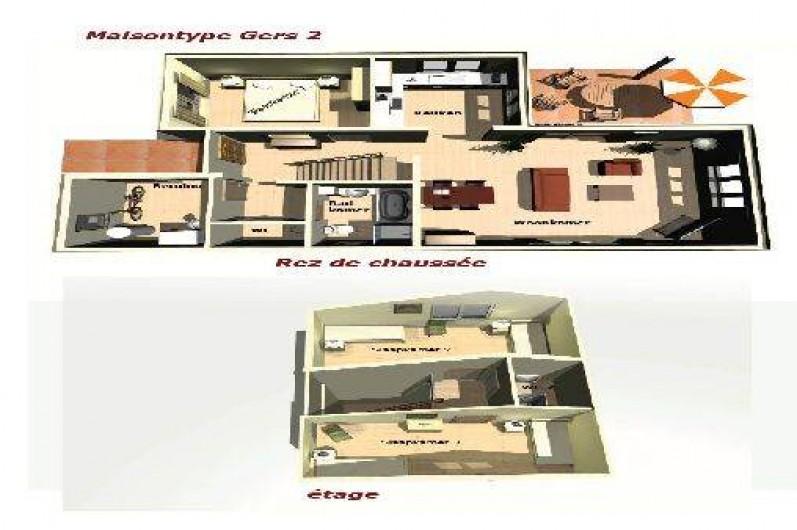 Location de vacances - Bungalow - Mobilhome à Lombez