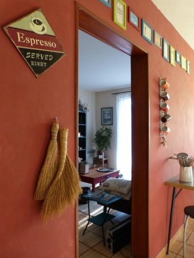 Location de vacances - Appartement à Toulouse - Cuisine