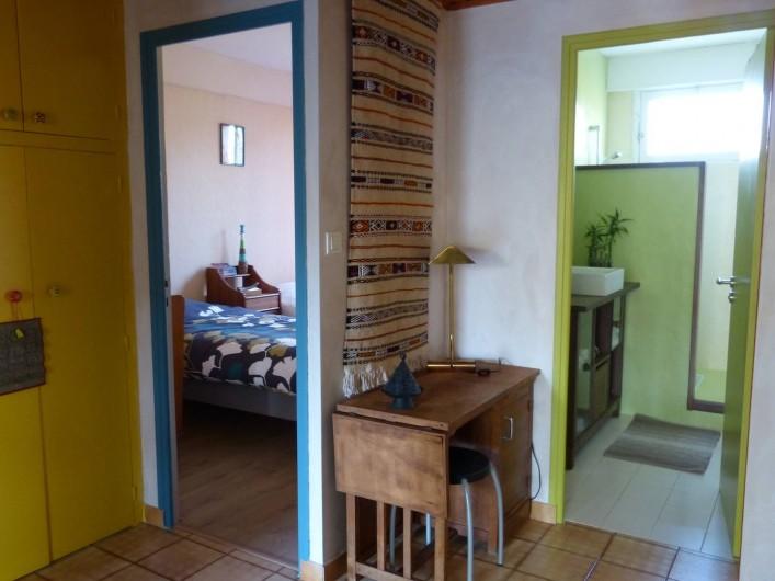 Location de vacances - Appartement à Toulouse - Entrée