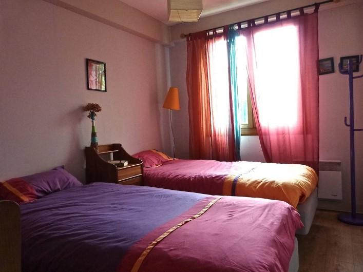 Location de vacances - Appartement à Toulouse - Chambre 1