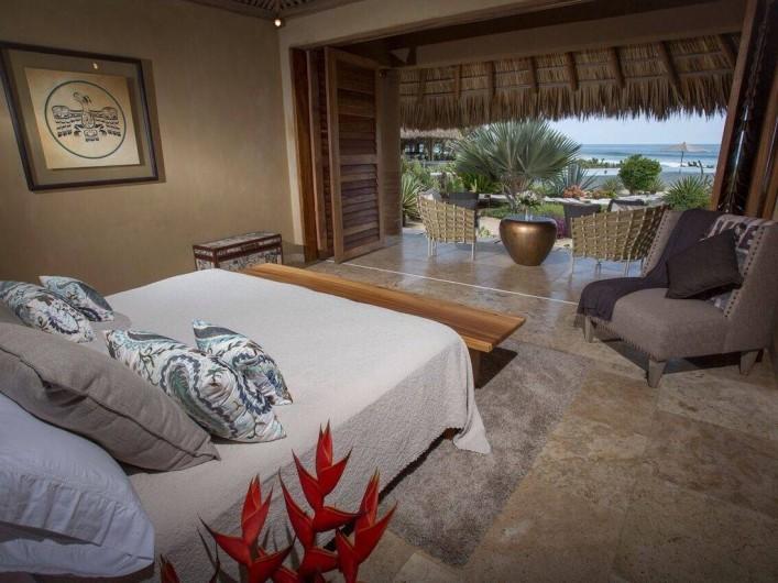 Location de vacances - Chambre d'hôtes à Puerto Escondido - Bungalow privatif