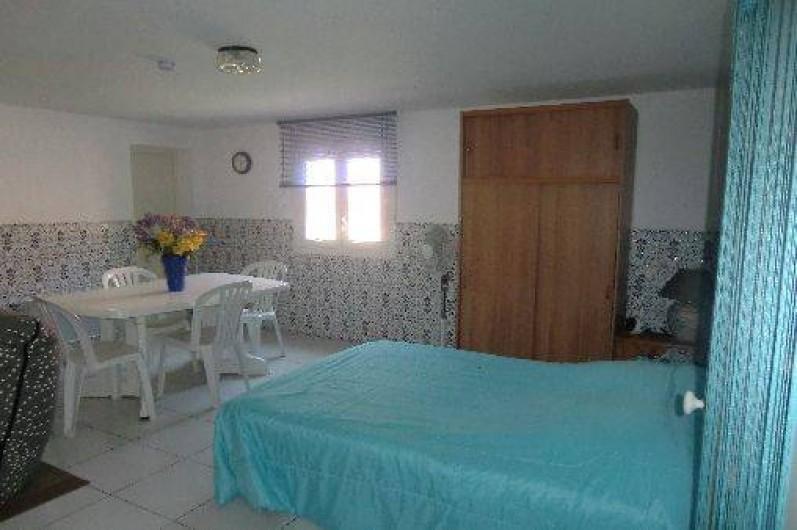 Location de vacances - Studio à Bompas