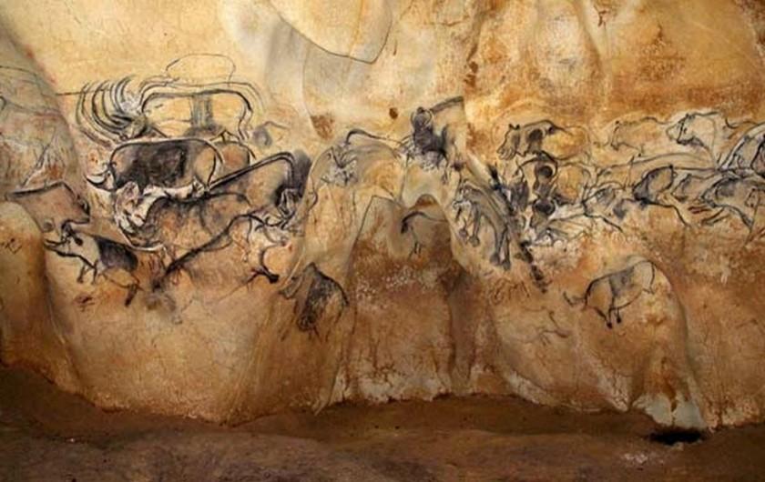 Location de vacances - Villa à Saint-Martin-d'Ardèche - La Grotte Chauvet, sur les plateaux dans les Gorges( à 30min)