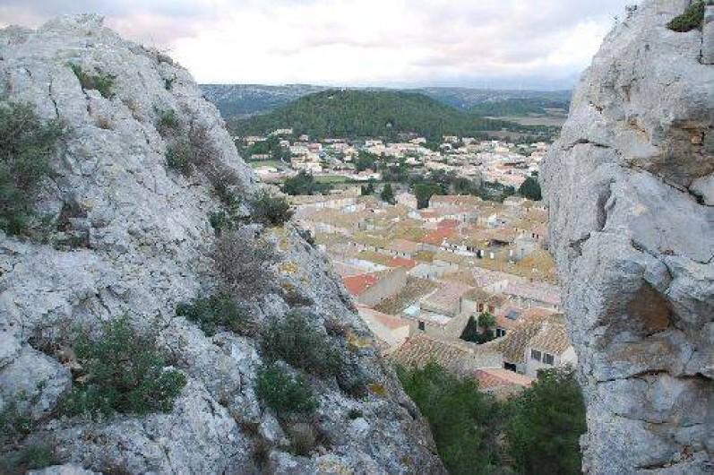 Location de vacances - Appartement à Roquefort-des-Corbières