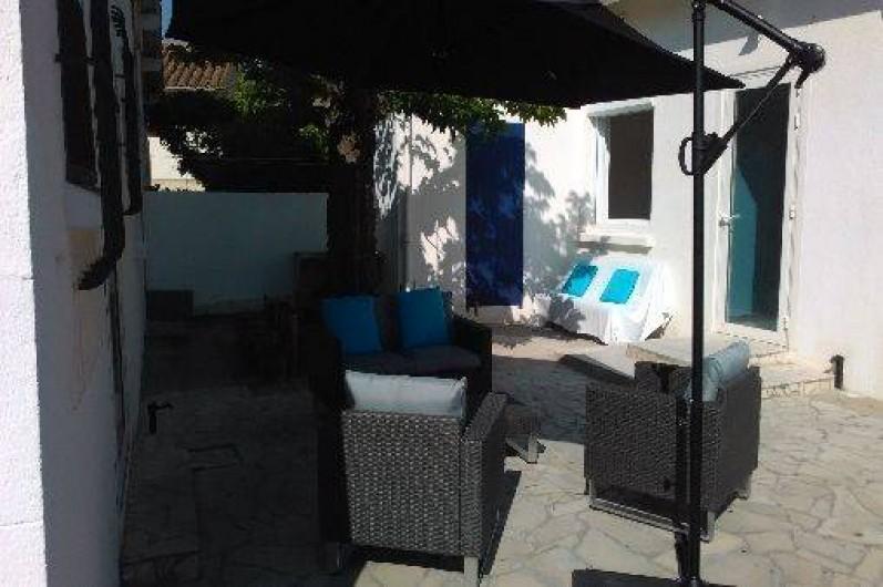 Location de vacances - Villa à Canet-en-Roussillon