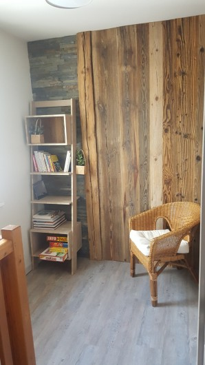 Location de vacances - Appartement à Gérardmer - palier