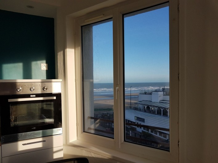 Location de vacances - Appartement à Bray-Dunes