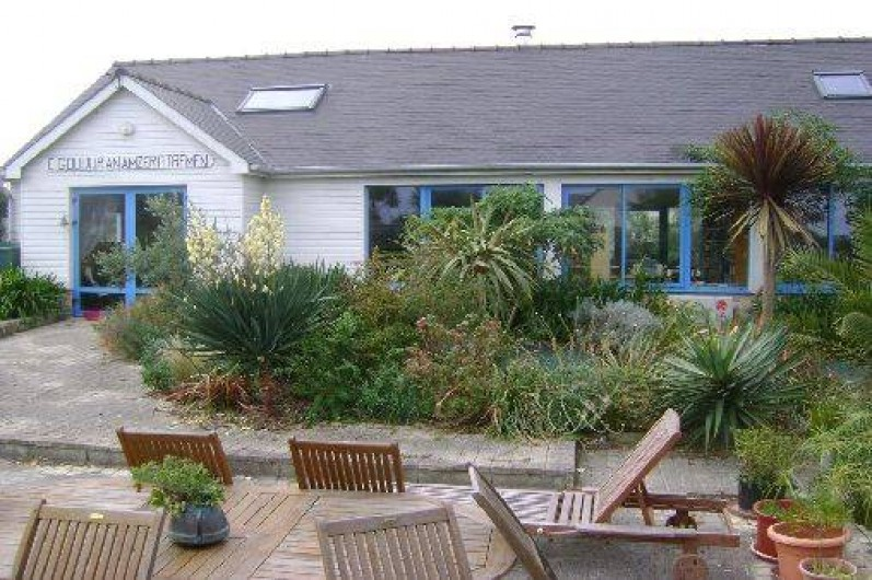Location de vacances - Villa à Île-de-Batz