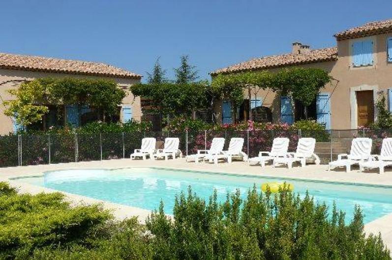location de vacances gte saint saturnin ls apt - Location Gites Luberon Avec Piscine