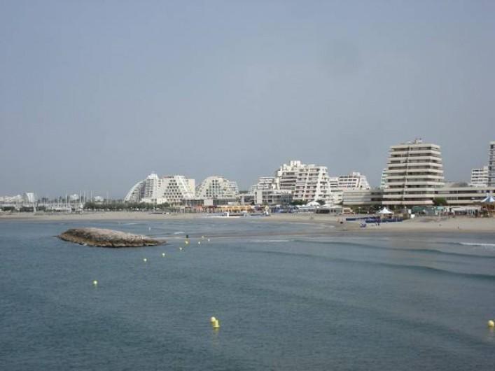 Location de vacances - Villa à Saint-Laurent-d'Aigouze - plage de La Grande Motte à 18 kms