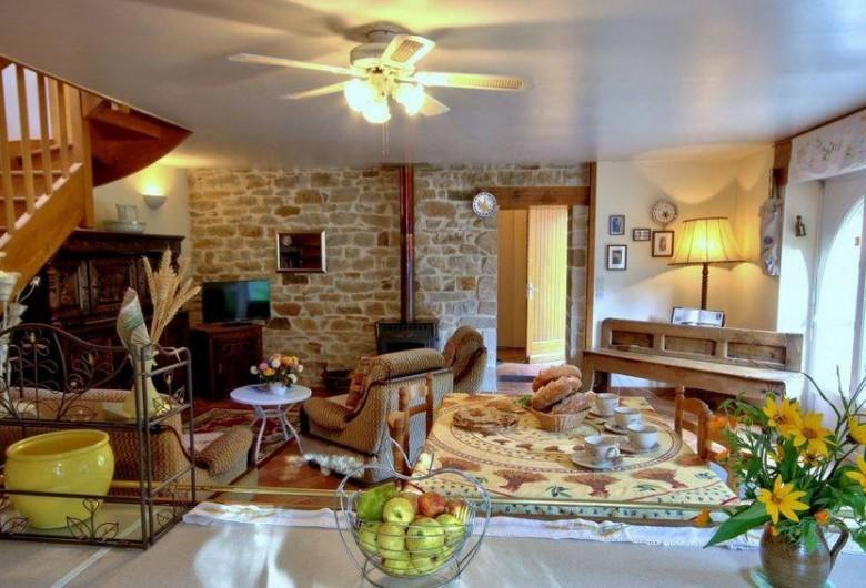 Location de vacances - Gîte à Briec
