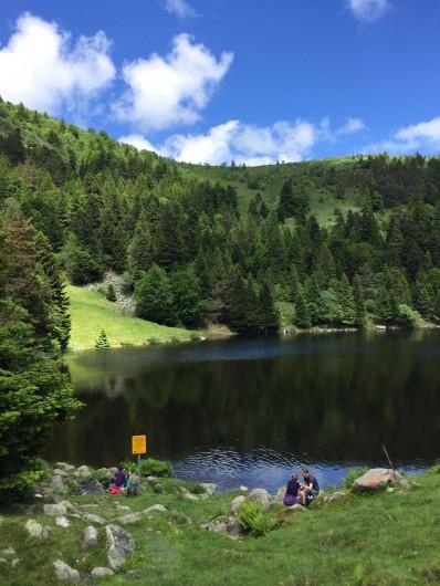 Location de vacances - Appartement à Oberhergheim - Lac des truites Vosges