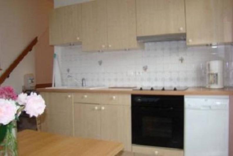 Location de vacances - Appartement à Oberhergheim - Cuisine