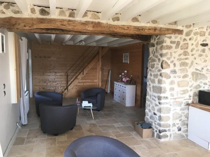 Location de vacances - Maison - Villa à Saint-Nizier-d'Azergues