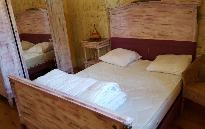 Location de vacances - Appartement à Pomas - chambre n°1