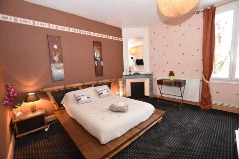 Location de vacances - Chambre d'hôtes à Lalinde - Chambre Colibri